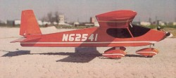 Schoolyard Special model airplane plan