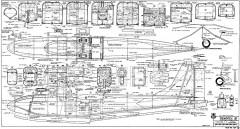 Seagull III model airplane plan