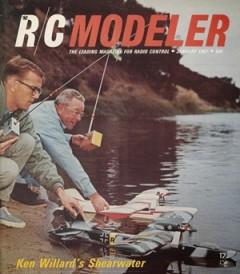 Shearwater model airplane plan