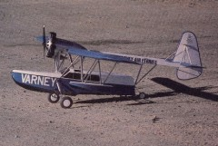 Sikorsky S-39 model airplane plan