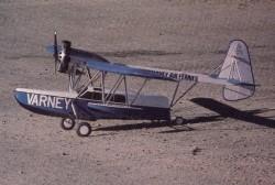 Sikorsky S-39 model airplane plan