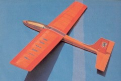 Silent Squire model airplane plan