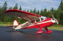 Simple T-Craft model airplane plan