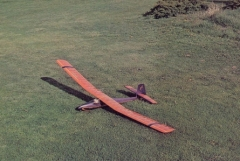 Sinbad Supreme model airplane plan