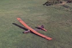 Sinbad Supreme model airplane plan