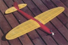Skeeter model airplane plan