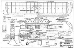 Sky-Mite-RCM-1262 model airplane plan