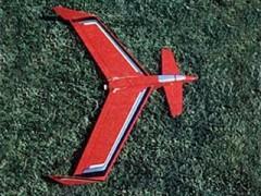 Sky Blaster model airplane plan