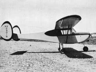Skyfarer General Aircraft model airplane plan