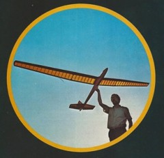 Skylark 4 model airplane plan