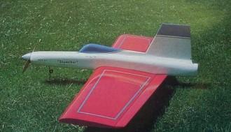 Skywalker 1/2A model airplane plan