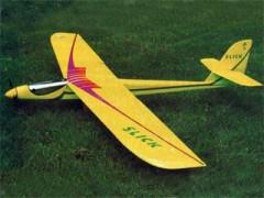 Slick model airplane plan