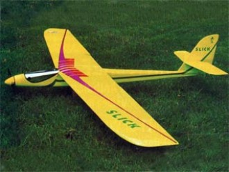 Slick model airplane plan