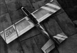 Slycat model airplane plan