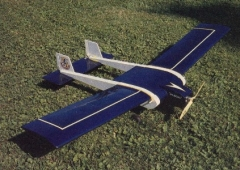 Smuggler model airplane plan