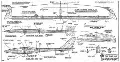 Soar Ace model airplane plan