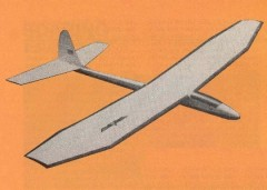 Soarer model airplane plan