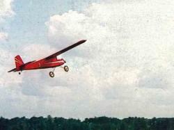 Southern Gentleman model airplane plan