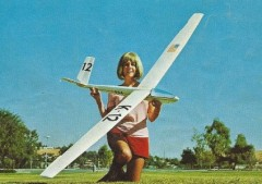 Specialist V model airplane plan