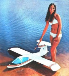 Spectra II model airplane plan