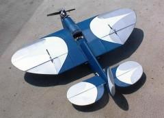 Speedy Bee model airplane plan