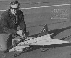 Spiggen model airplane plan
