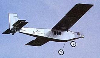 Spirit Of Chernobyl model airplane plan