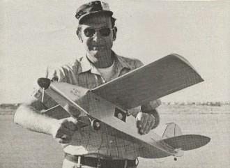 Spirit of St Louis model airplane plan