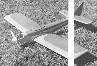 Sport-A-Go-Go model airplane plan