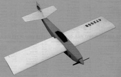 Squert model airplane plan