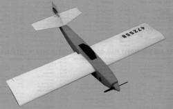 Squert model airplane plan