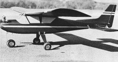 Squire Mk II model airplane plan