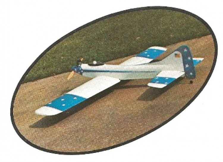 Star Trek model airplane plan