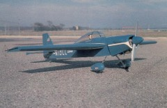 Stephens Akro model airplane plan