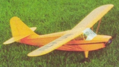 Stinson 108-3 Voyager model airplane plan