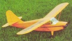 Stinson 108-3 Voyager model airplane plan