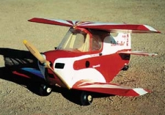 Stits Sky Baby model airplane plan