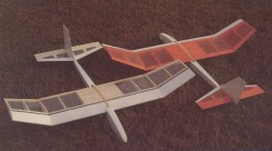 Stylus model airplane plan