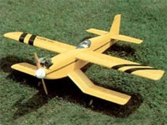 Sunray model airplane plan