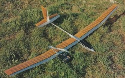 Sundancer model airplane plan
