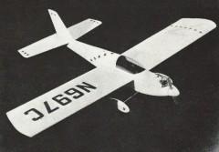 Super Chip model airplane plan