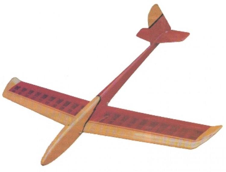 Super Sport MK V model airplane plan