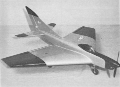Swelta model airplane plan