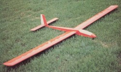 Swinger model airplane plan