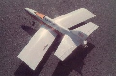 T.D. Special model airplane plan