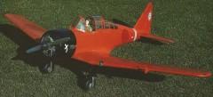 Tachikawa Ki-55 Ida model airplane plan