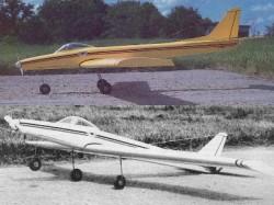 Talon model airplane plan