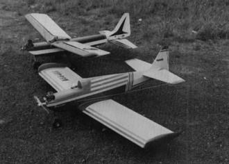 Taurisimo model airplane plan