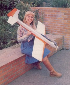 Tensilon model airplane plan