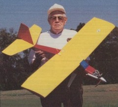 Tern model airplane plan